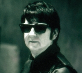 Roy Orbison, as I picture him in dreams.